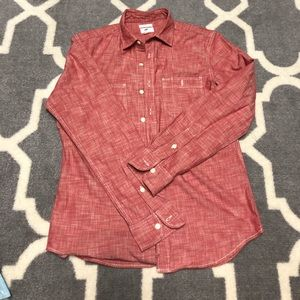 Old Navy size small longsleeve button-down shirt